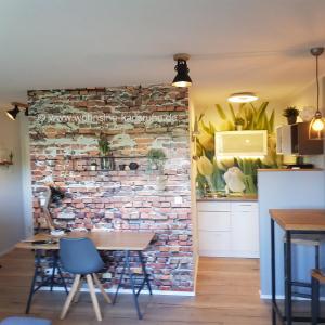 tulpenbluete-Küchenblick