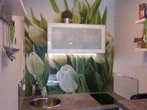 4 Business Appartement Karlsruhe Tulpenblüte